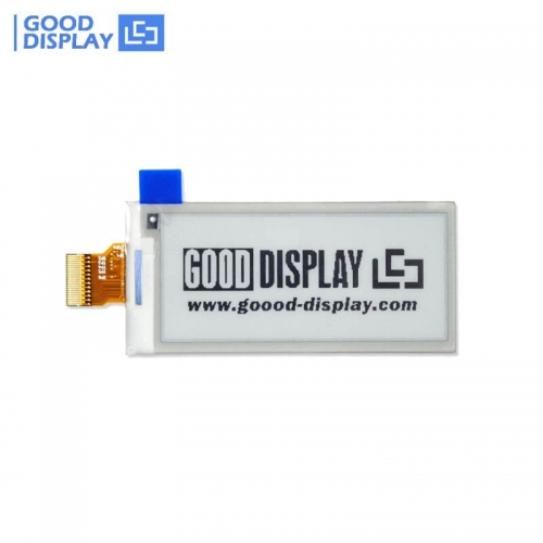 2.9 inch 296*128 resolution EPD display e-paper screen panel partial refresh GDEH029A1