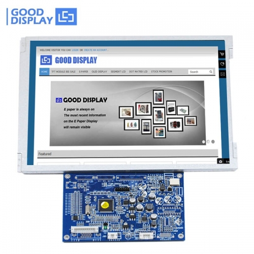 High Brightness VGA Video input 10.4'' TFT LCD Monitor