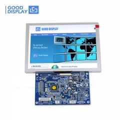 8 inch color LCD Monitor Module with VGA&Video input