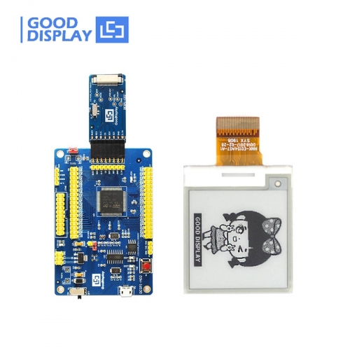 1.54 inch small eink display for support partial update GDEH0154D67 with demo kit