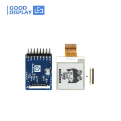 1.54 inch small eink display for support partial update GDEH0154D67 with connection board