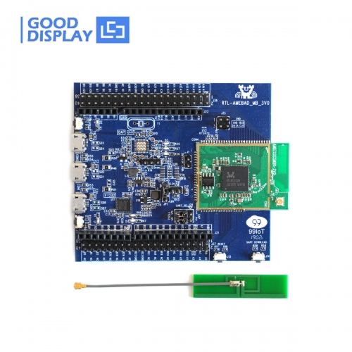 RTL8722CSM-EVB 88 PIN, WIFI+Bluetooth5.0,  Realtek Development Board
