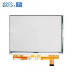 9.7 inch Display resolution 1200x825 big size parallel e-paper display panel GDEP097TC2