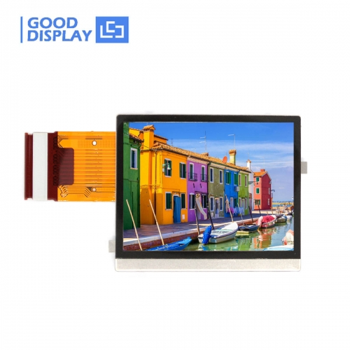 2.5 inch TFT LCD Display Panel, Wide Operating Temperature, GDT250T2080
